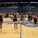 Performing at Amway Center in Orlando, FL