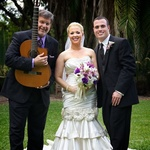 Wedding at the beautiful Selby Gardens, Sarasota